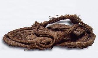 alpargata antigua